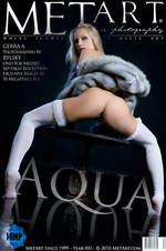 cover newsletter Luscious Nude Girls of Met Art