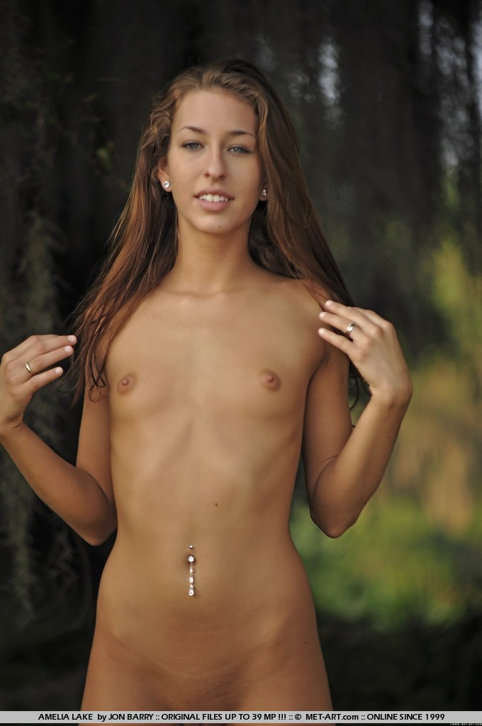 Amelia Lake By Jon Barry Presenting Eclusively On Metart