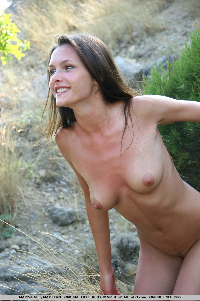 Nude metart marina #14