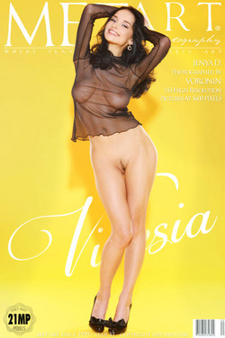 Met-Art Hot girls: JENYA - VIVESIA by VORONIN