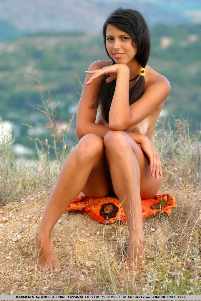 Native American Indian Girls Nude
