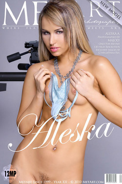 ALESKA, New model strips down to nothing and tries to see if she has what it takes to be a model.