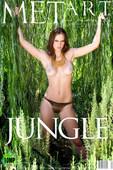 zdjęcia erotyczne Met-Art.com: SANDRA - JUNGLE by NICOLAS GRIER