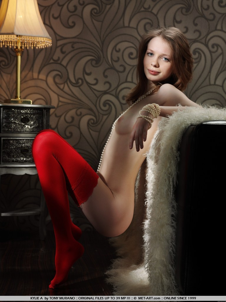 Kylie A in Houses by Tony Muranot photo 6