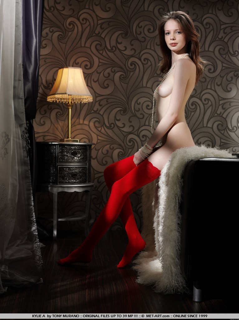Kylie A in Houses by Tony Muranot photo 7
