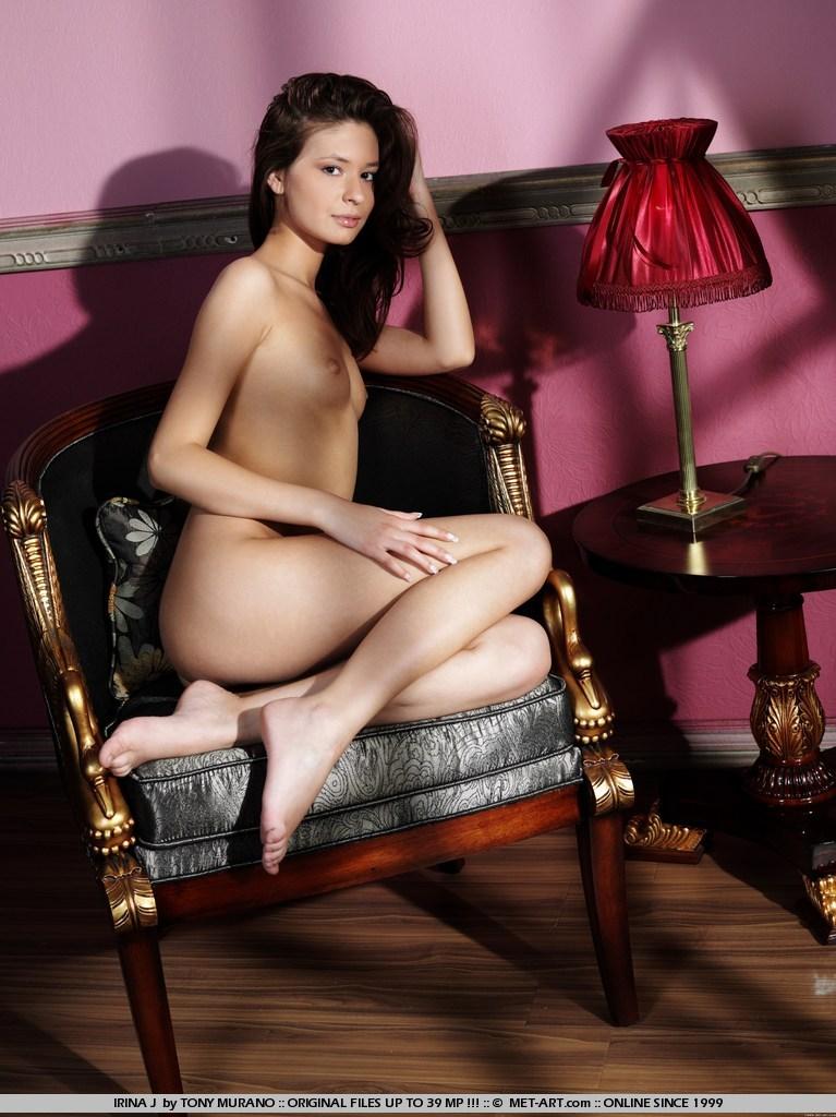 Irina J in Allure by Tony Muranot photo 12