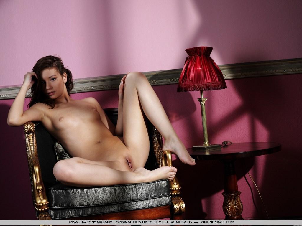 Irina J in Allure by Tony Muranot photo 3