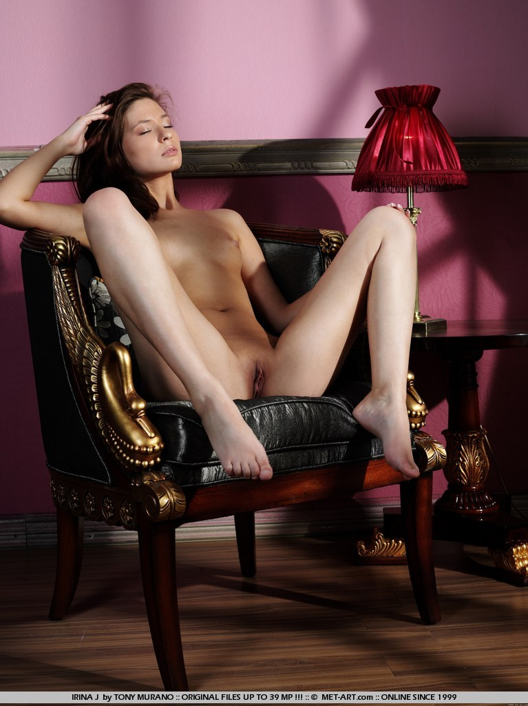 Irina J in Allure by Tony Muranot photo 4
