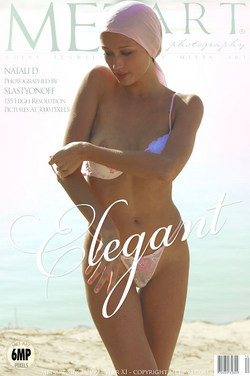 sesja zdjęciowa modelki w bikini Met-Art: NATALI - ELEGANT by SLASTYONOFF