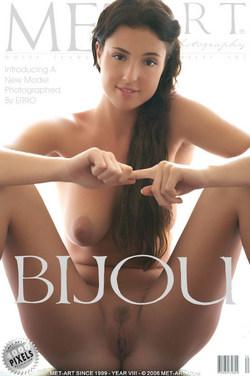 Bijou A MetArt Sexy Fille Nue Photo Erotique