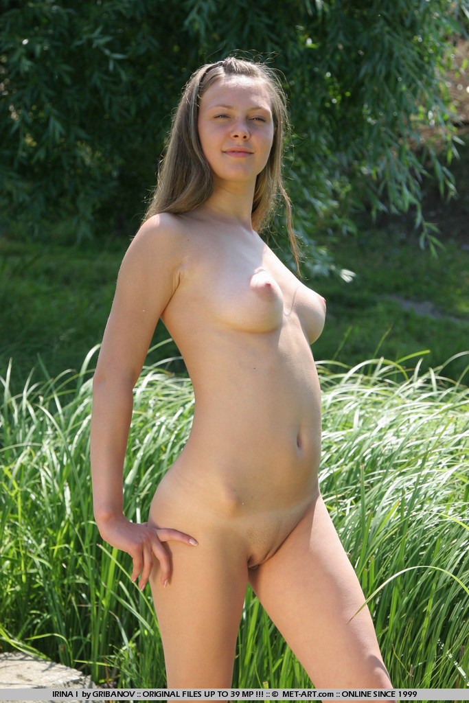 Nature lovers beware as this young girl makes all the nudist want to wear cloths again.