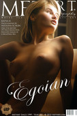 KATYA, Katya is a dreamy girl with kissable lips and blonde hair that shines in the sun, all naked.