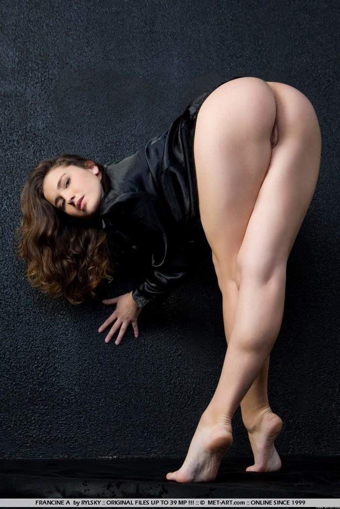 met art ry 476 7 el increible cuerpo perfecto de la morena francine ahe
