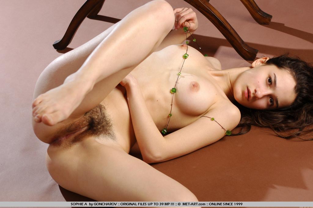Mature nude bondage