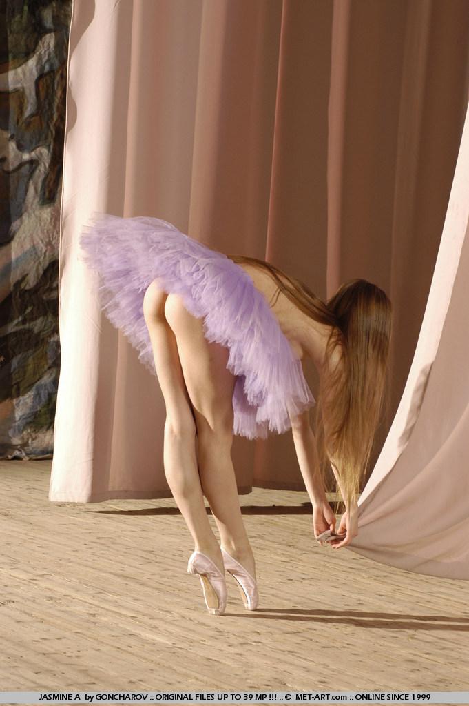 Секс с гибкой балериной 1 фотография