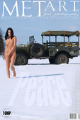 Cold war has a new hot sexy Russian naked girl weapon that plays in the snow and is dangerous.