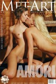 Alena I & Liza B Nude in Amori
