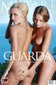 Liza B & Veronika F Nude in Guarda
