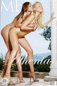 Liza B & Sharon E Nude in Athenias